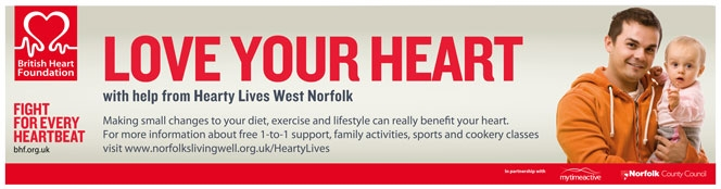 Norfolk's Living Well