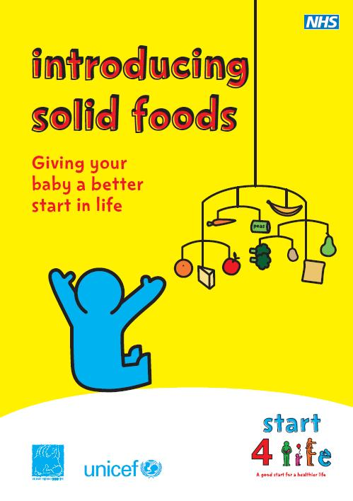 How To Start Giving Baby Solid Foods