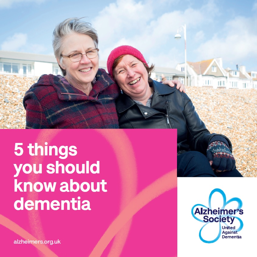 5 things you should know about dementia