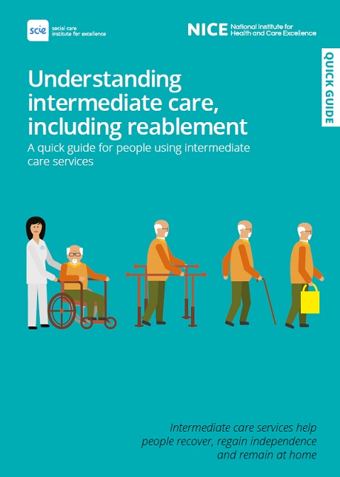 Understanding intermediate care, including reablement