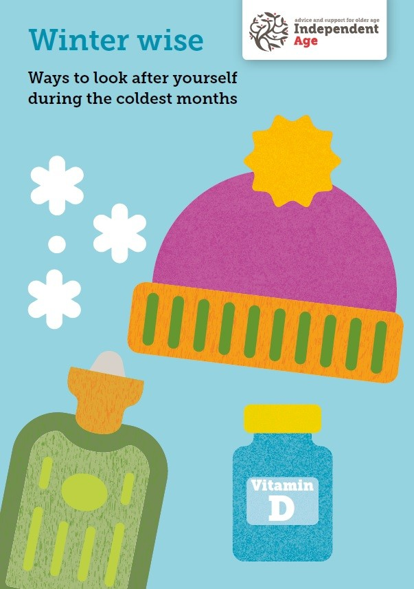 Winter wise - ways to look after yourself during the coldest months