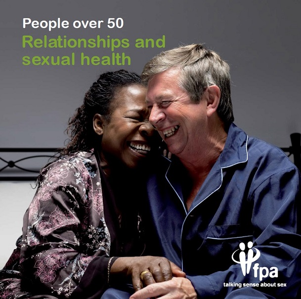 People over 50 - relationships and sexual health