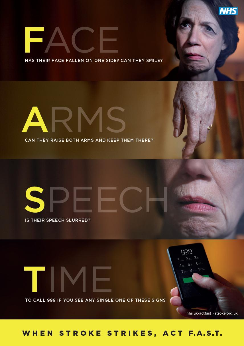 public awareness of stroke risk factors and warning signs Few aware of stroke warning symptoms  dc, has revealed that shockingly few people know the warning signs of a stroke  your risk factors for a stroke.