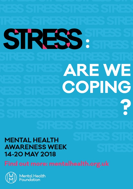 Stress - are we coping? (A4 poster)