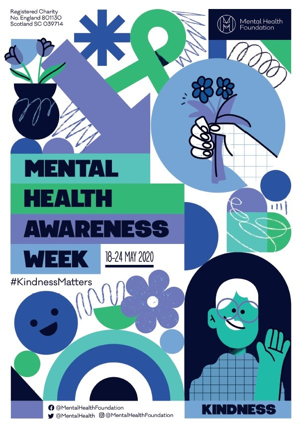 Mental Health Awareness Week 2020 (A4 poster)