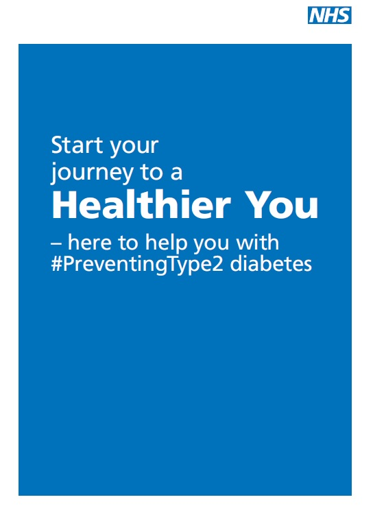 Start your journey to a healthier you - generic