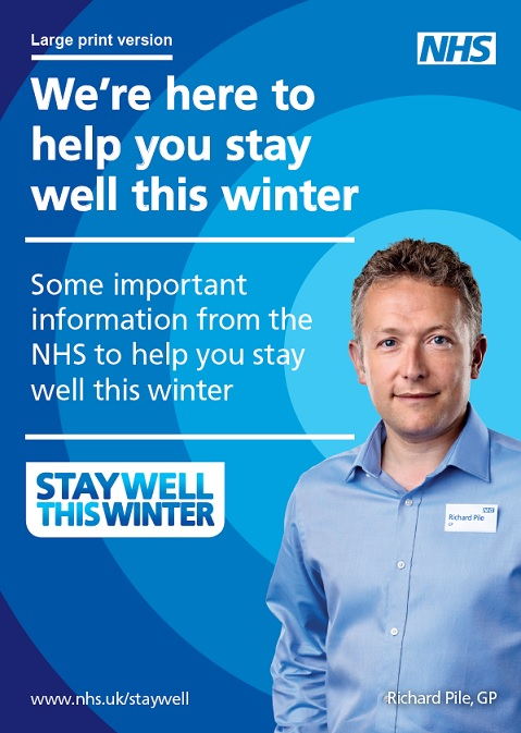 We're here to help you stay well this winter (large print)